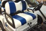 2015 golf cart front seats recovered by W_J Tops _ Covers in Willow Grove PA.jpg